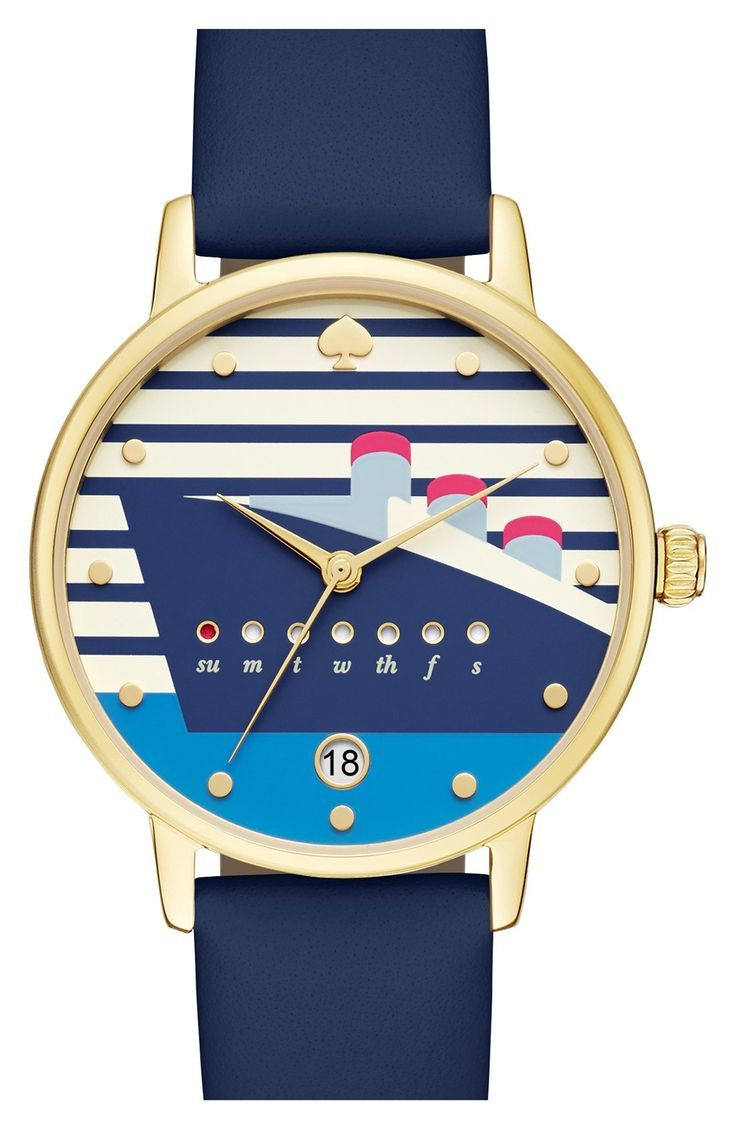 Love this darling kate spade watch