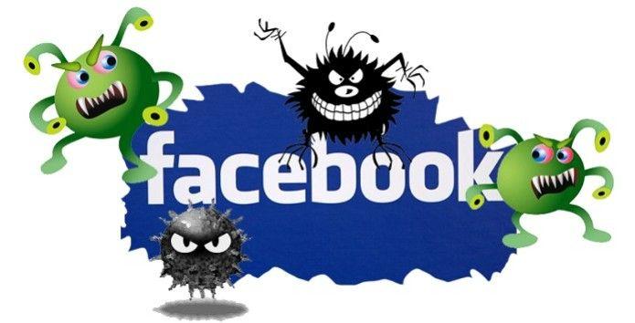 Como remover um vírus do Facebook