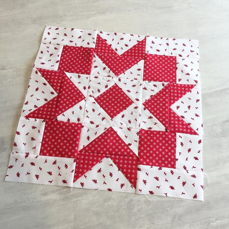 Pacific Stars from #thecanandiansampler made by @upstairshobbyroom