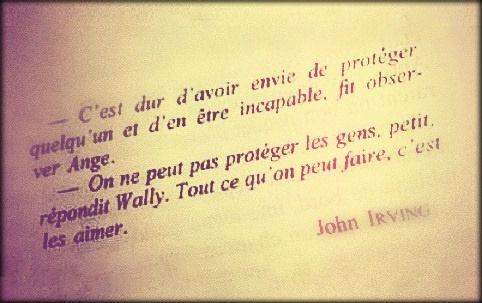 """John Irving - """"L'oeuvre de Dieu, la part du diable"""""""
