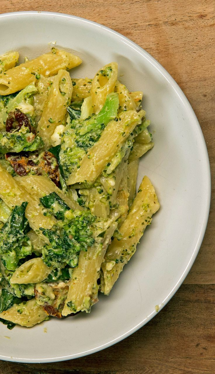 One-Pot Broccoli Pasta
