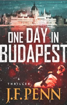 """One Day In Budapest. A Thriller."" by JoannaPenn - ""A relic, stolen from the heart of an ancient city. An echo of nationalist violence not seen since th…"""