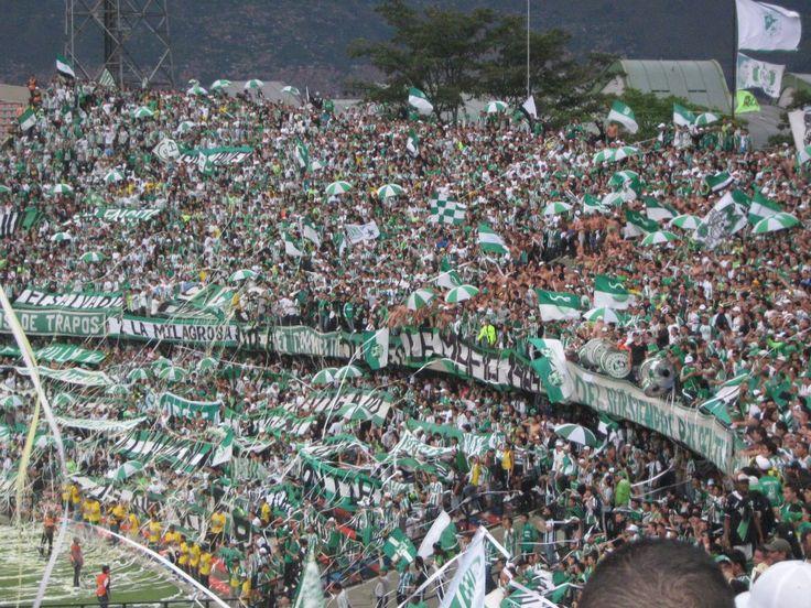 Hinchada_Atletico_Nacional