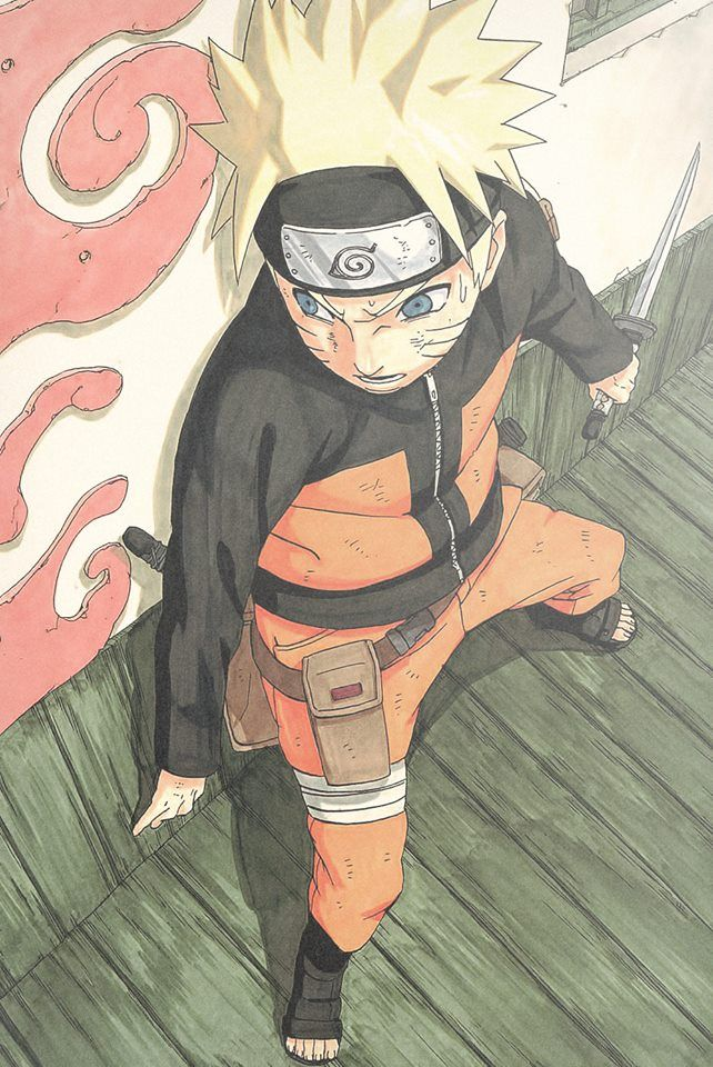 Naruto Seni, Gambar