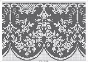Antique Pattern Library.  Crochet, knitting, tatting, netting, embroidery, needle lace, beading and other needlework patterns.