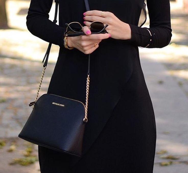 Женская сумка сумочка клатч коробочка майкл корс мк сельма синди джет сет сафьяно мини черная mk Michael kors selma Cindy jet set Ava Sutton black blue new 2017 bag bags women