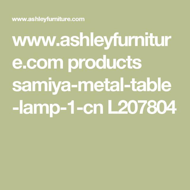 www.ashleyfurniture.com products samiya-metal-table-lamp-1-cn L207804