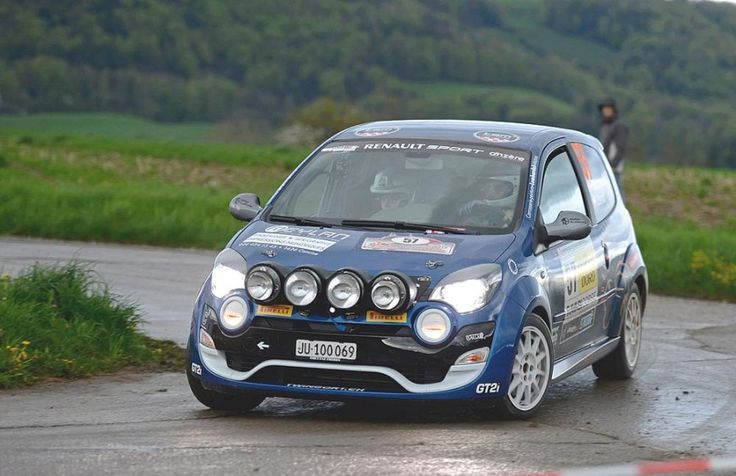 RaceCarAds - Race Cars For Sale » Renault Twingo R1 for sale