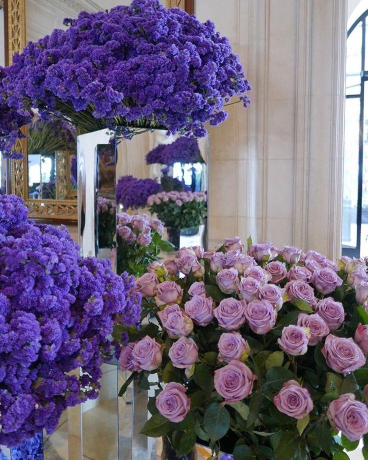 Flowers by Jeff Leatham by @ beckyvandijk