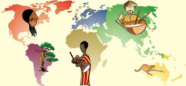 Projet tour du monde : ressources   Partage d'idées pour l'IEF