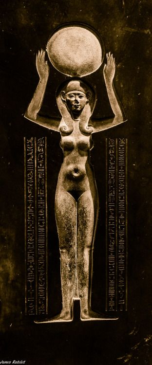 ancient-egypts-secrets:Nut, goddess of the sky, one of the oldest deities in Egyptian pantheon.