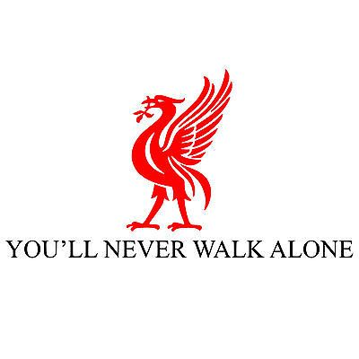 Liverpool #you'll never walk alone car / wall art sticker #decal #vinyl graphic…