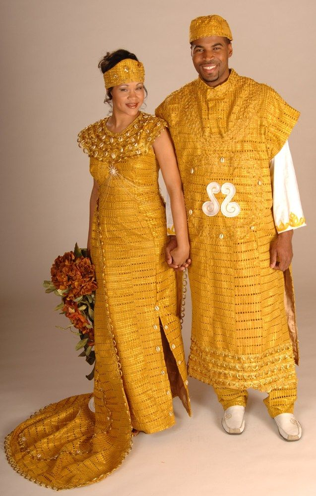 Wedding dresses: used african designer of wedding dress