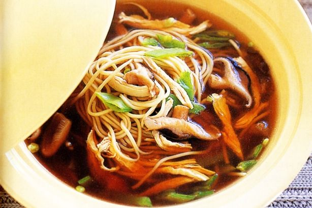Chicken noodle soup main image