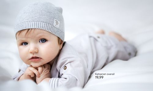 SHOP TIP: H&M komt met té schattige Newborn exclusive lijn   I LOVE FASHION NEWS