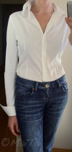 105 best Only Blue Jeans with White Shirts images on Pinterest ...