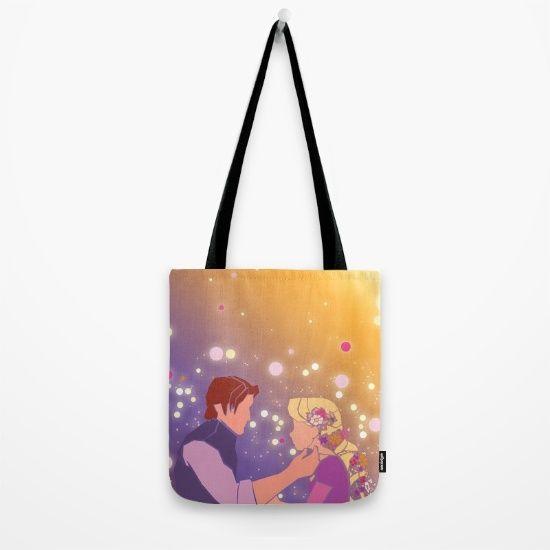 Rapunzel Tote Bag