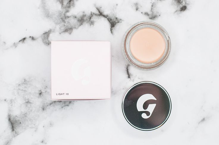 Glossier Makeup - Stretch Concealer and Boy Brow Makeup Review via http://Sarenabee.com