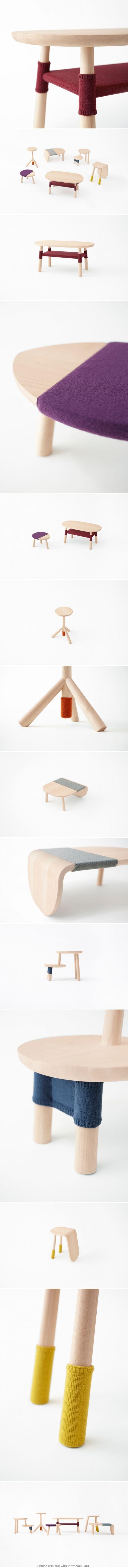Nendo bases furniture for Walt Disney Japan