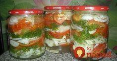 Vynikajúci tip, ako zachovať paradajky až do zimy. A čo je najlepšie, bez zavárania!