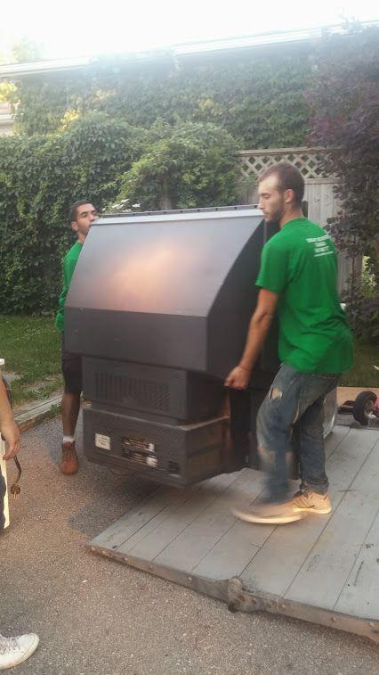 professional Markham movers