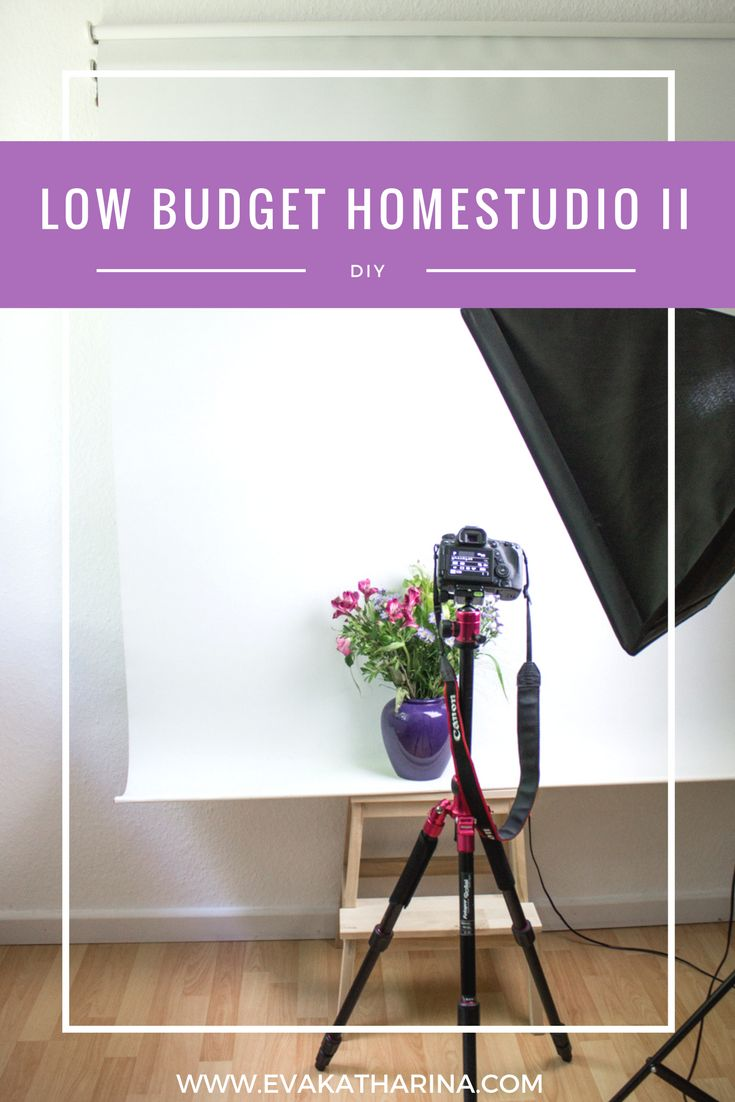 Low Budget Home Studio II