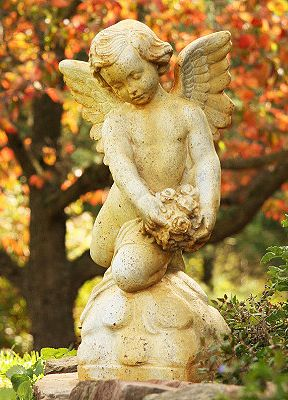 Add Serenity To Your Garden With A Statue That Will Not Crack Or Chip In  Freezing
