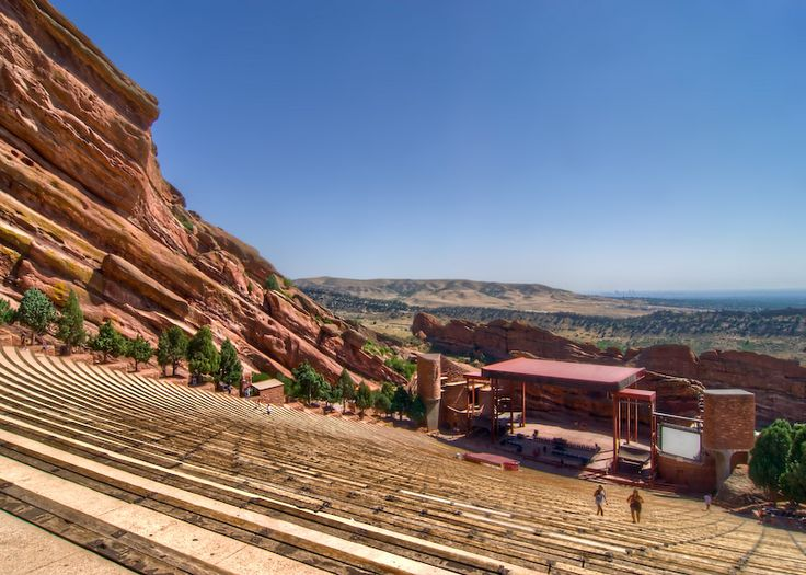 Red rocks concerts the ultimate seating guide for colorado s