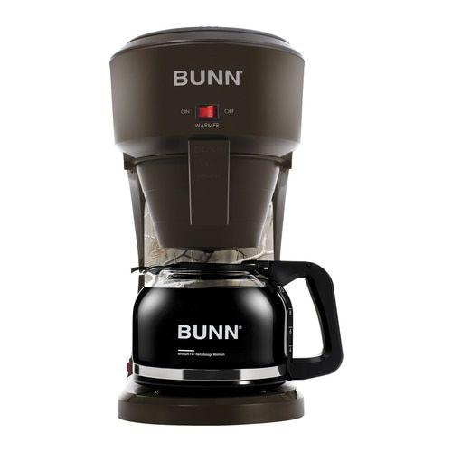 10 Cup Speed Brew Realtree Brown BUNN Coffee Maker