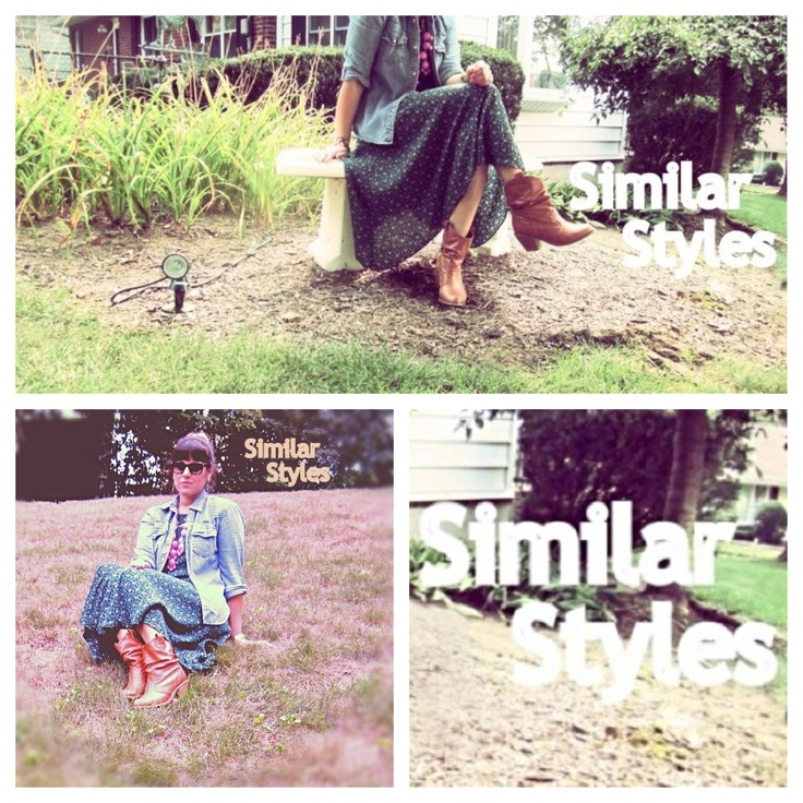 Hey Pinners! Check out my new Fashion Blog!! xoxo 💗 http://www.facebook.com/SimilarStyles: Fashion Blog
