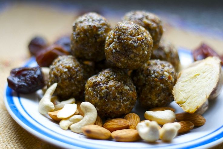 <p>These Raw Vegan Ginger Energy Bites provide the perfect burst of energy and flavor to wake you up pre- or post-workout or from the dreaded 3 p.m. slump.</p>