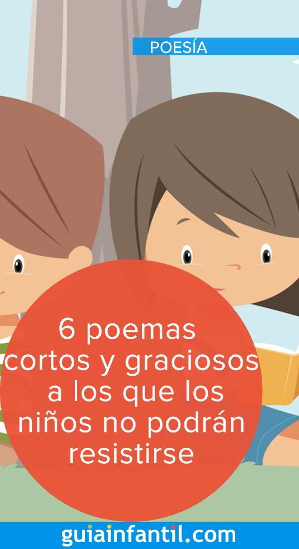 6 Poemas Cortos Y Graciosos A Los Que Los Niños No Podrán Resistirse