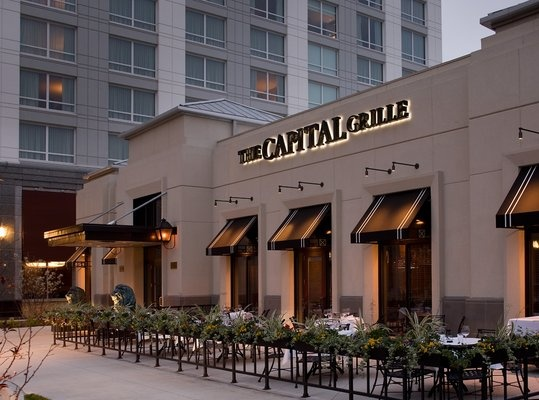 the capital grille in rosemont il the chateau pinterest