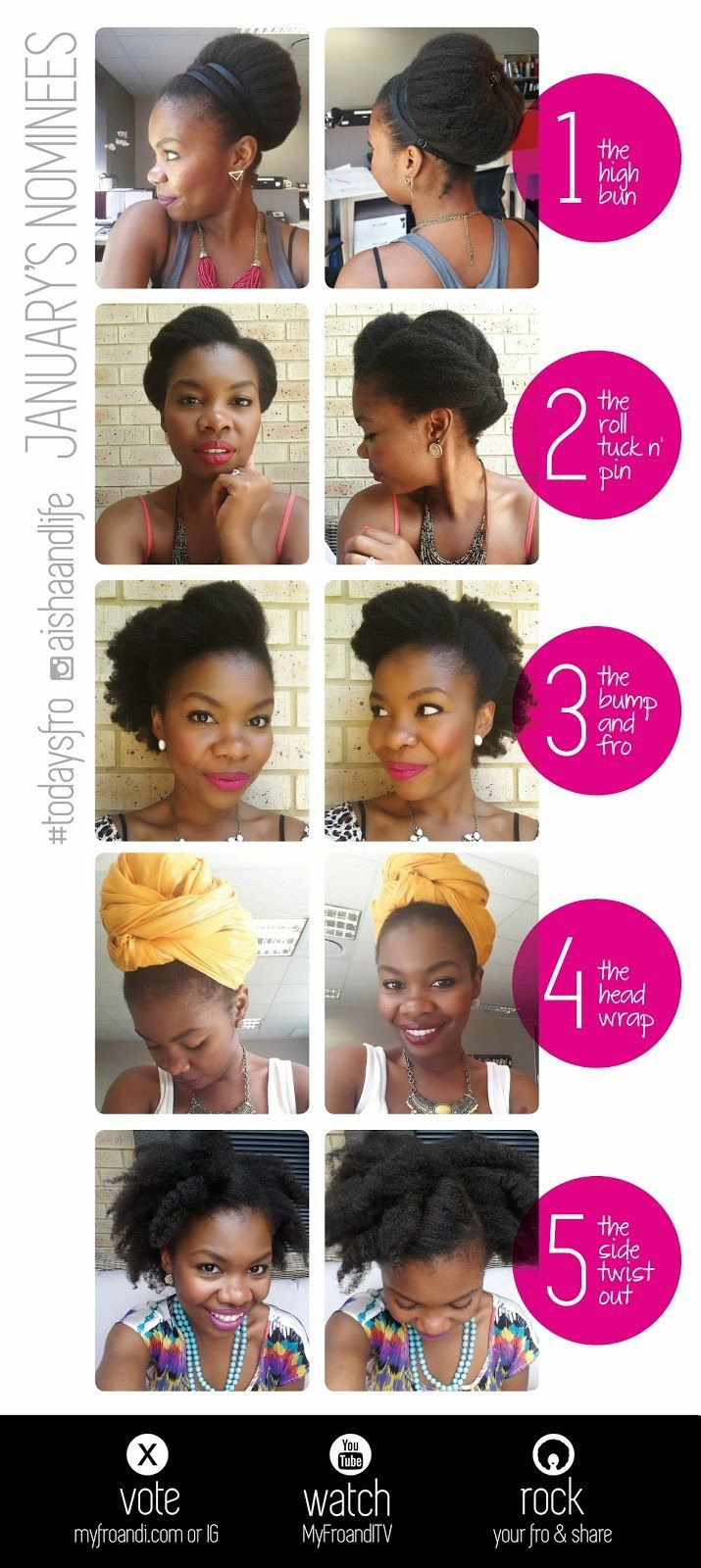 My Fro & I : A South African Natural Hair Blog: