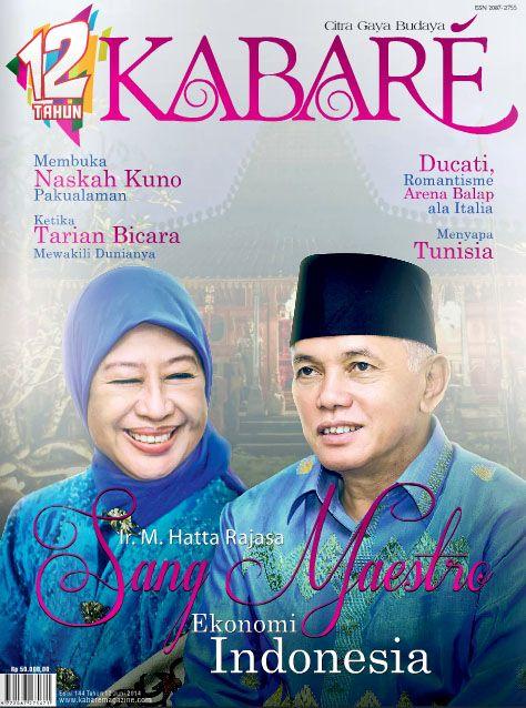Kabare Magazine edisi Juni 2014