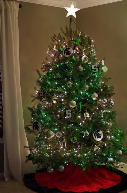 100 best Spartan Green Holidays images on Pinterest   Msu spartans ...