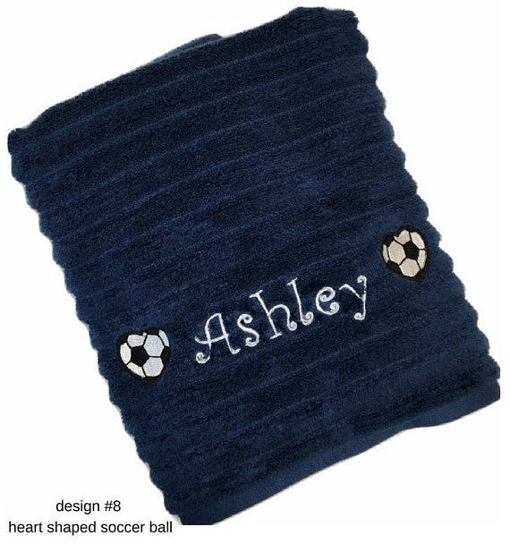 Personalized Sports Towel Sports Towel Personalized Towels