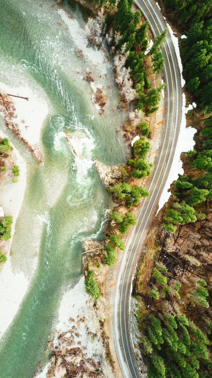 Impresionante Aerial Photography Drone Aerial Photography Drone Photography Drone aerial shot trees beach coast