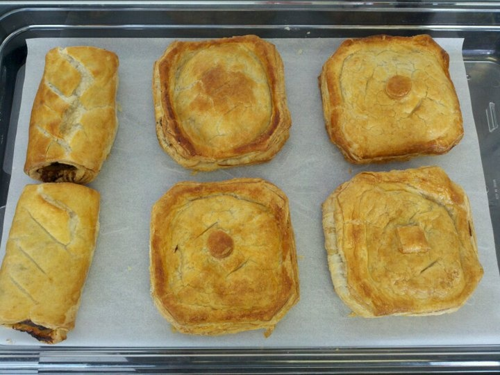 South African Pies