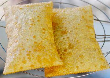 Imagem - Massa para Pastéis Fritos