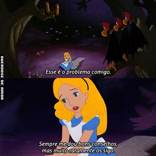 – Alice no País das Maravilhas
