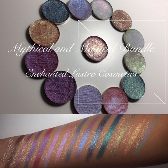 Mythical & Magical Eyeshadow Bundle