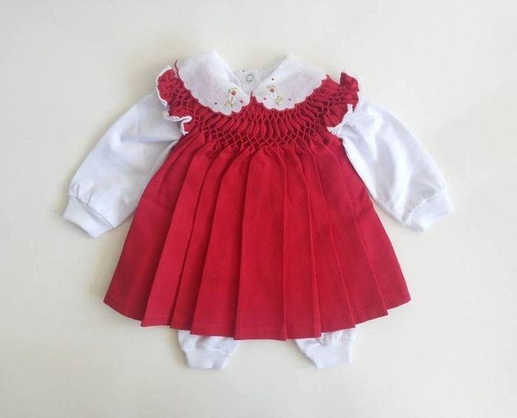 Roupas Para Recém Nascido – Vestidos 5