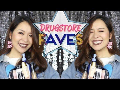 Những Sản Phẩm Makeup + Skincare RẺ Mà XỊN   BEST DRUGSTORE FINDS #2   Letsplaymakeup