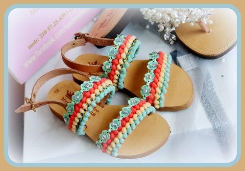 Χειροποίητο παιδικό σανδάλι από γνήσιο δέρμα.  Για να το βρείτε επισκεφτείτε τον παρακάτω σύνδεσμο: http://handmadecollectionqueens.com/χειροποιητο-δερματινο-παιδικο-σανδαλι  #handmade #fashion #Kid #sandals #leather #storiesforqueens #summer #χειροποιητο #παιδικο #μοδα #καλοκαιρι #δερματινο
