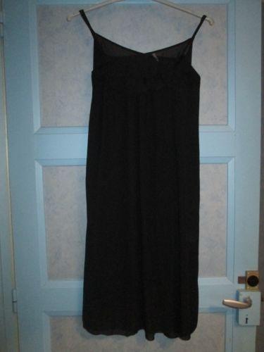belle robe habille noire de marque naf naf taille 36 1 s With robe habillée naf naf
