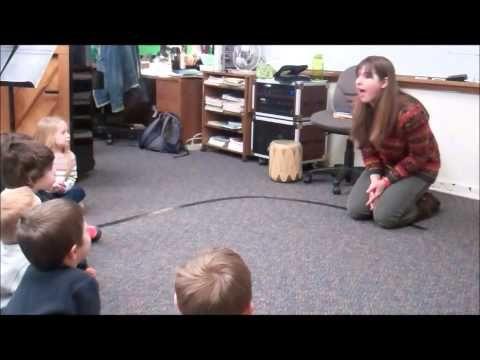 Preschool Music Lesson