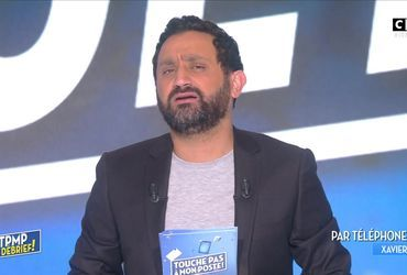 Gad Elmaleh piège Cyril Hanouna en direct dans TPMP (VIDEO)