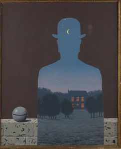 René Magritte - View & Collect 125 Artworks | Artsy