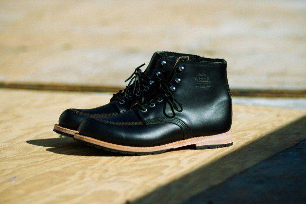 Woolrich Woolen Mills 2014 Fall/Winter Yankee Buck Boot